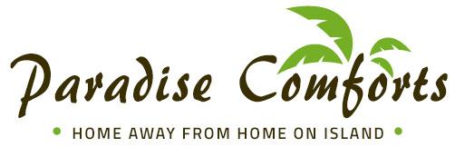 Paradise Comforts Logo